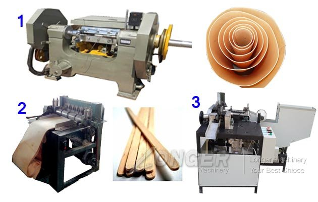 Wooden Coffee Stirrer Machine|Coffee Stirrer Processing Machine