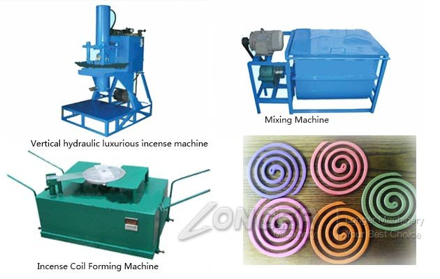 Automatic Mosquito Incense Coils Making Machine|Katol Making Machine