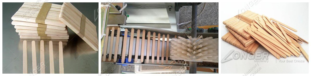 ice cream sticks machine