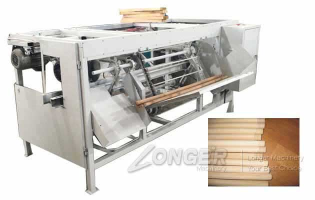 Wood Threading Machine|Screw Thread Wood Mop Sticks|Broom Handle Machine
