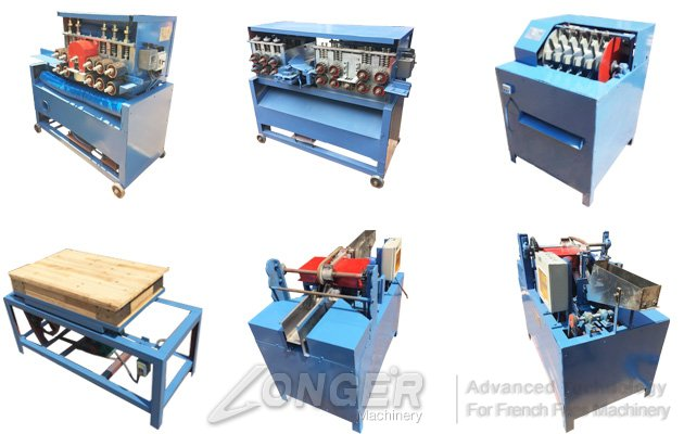 Toothpick Processing Plant
