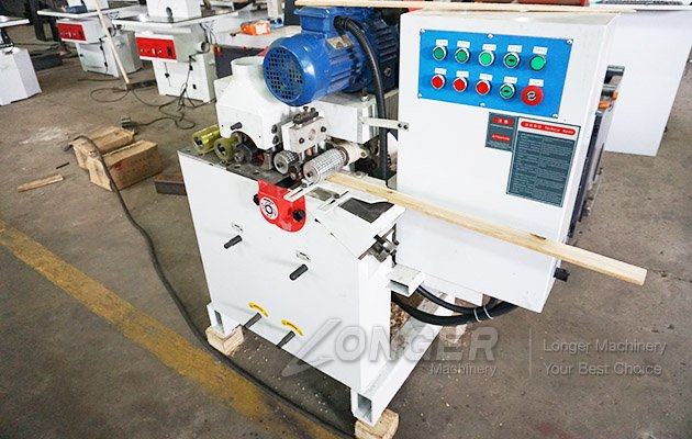 wood stick making machine