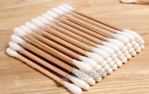 Automatic Alcohol Swab Equipment|Cotton Buds Making and