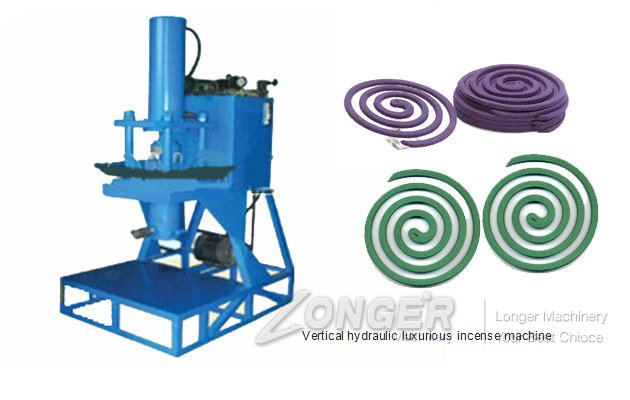 mosquito incense coils production line