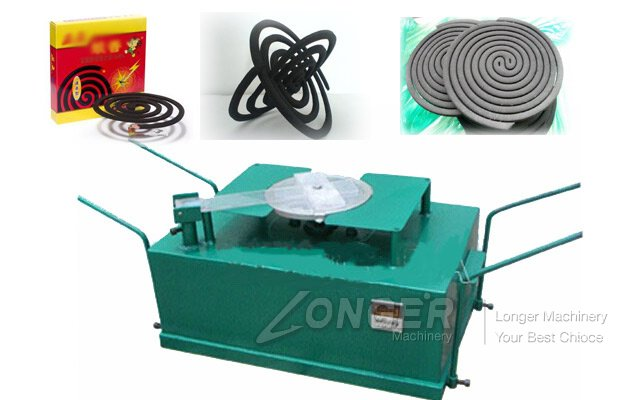 mosquito coils processing machine