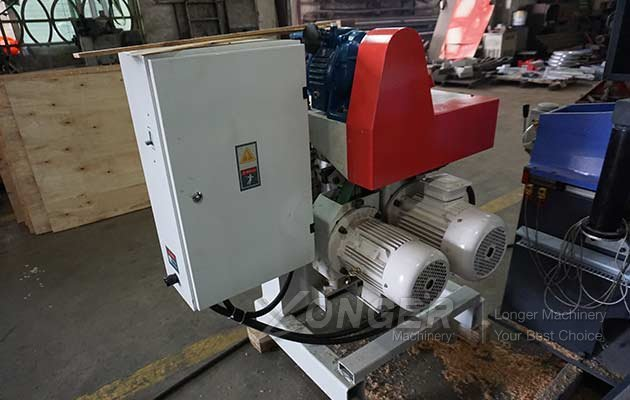wood rod machine