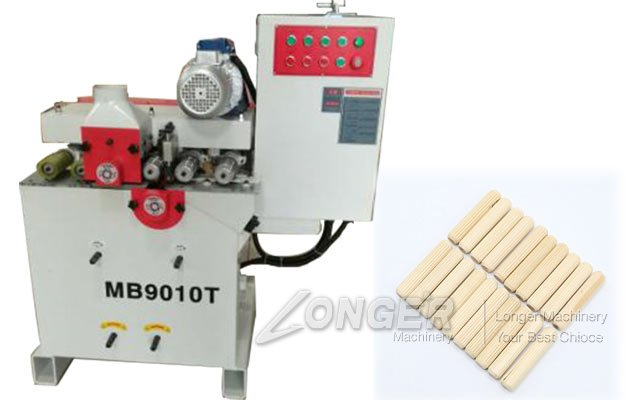 automatic wood plugs cutting machine