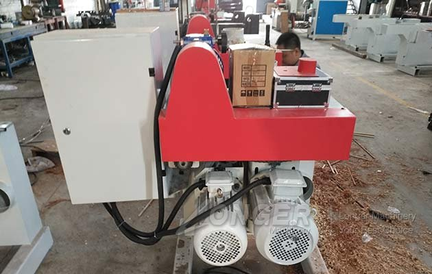 wood dowel plug machine