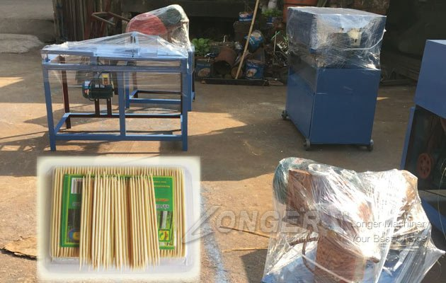 bamboo toothpick making machine
