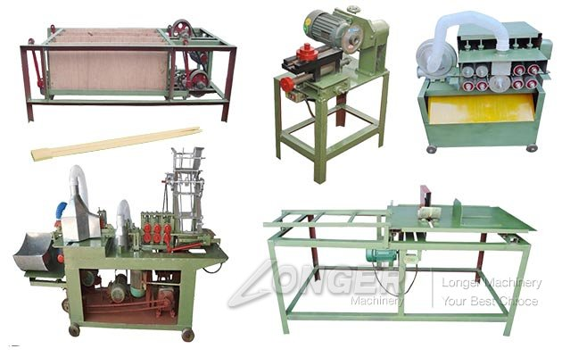 bamboo chopsticks making machine