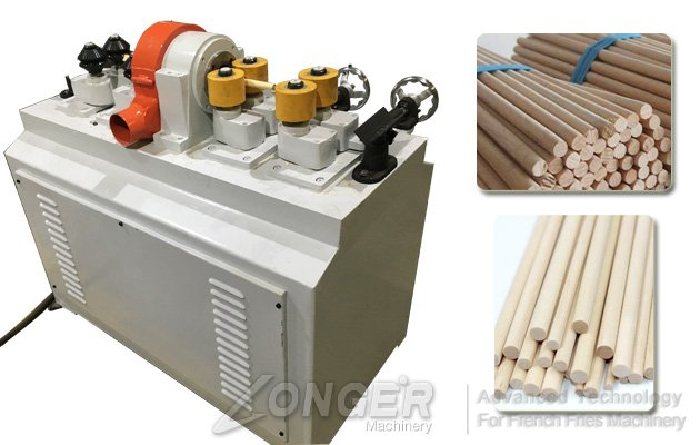 Wood Round Cutting Machine